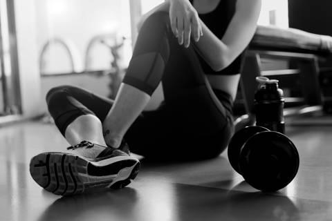 Entrenament físic personal